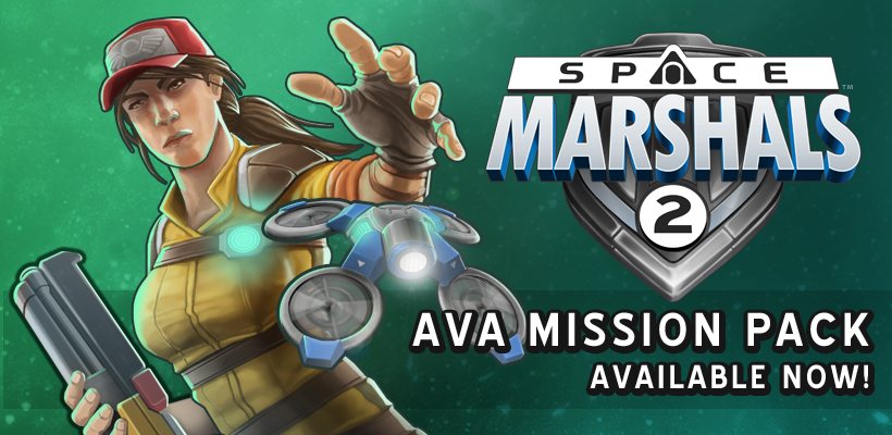 Space Marshals 2 – Live on Google Play!