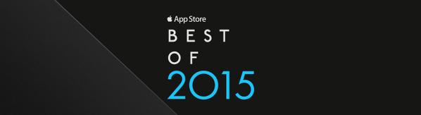 AppStore Best of 2015