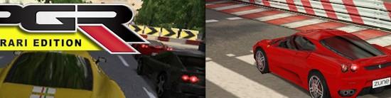 PGR Ferrari Edition