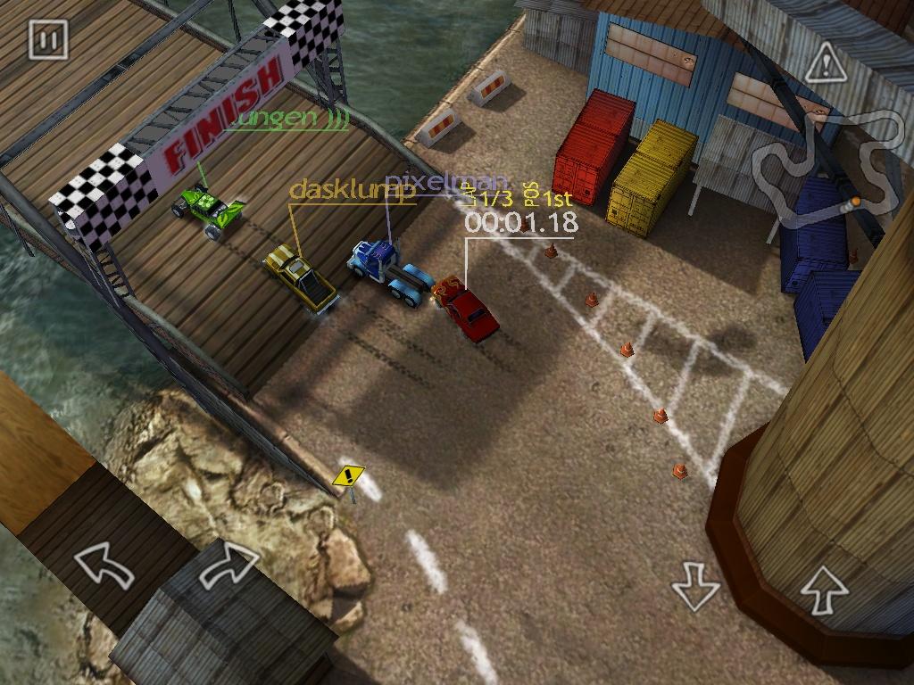 Reckless Racing Pixelbite Games