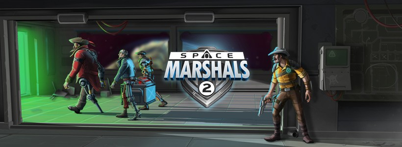 SPACE MARSHALS 2 – RELEASED ON GOOGLE PLAY