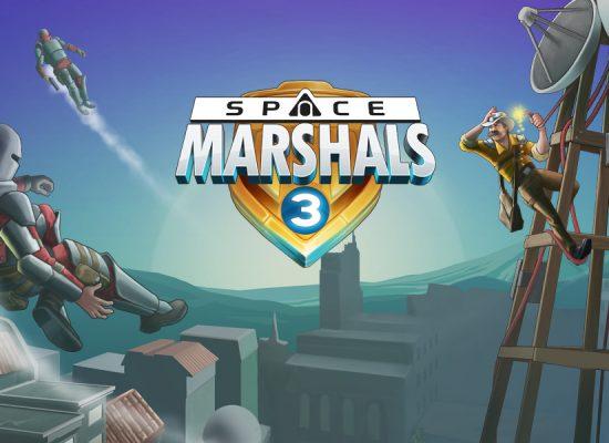 Space Marshals 3 – Status Update