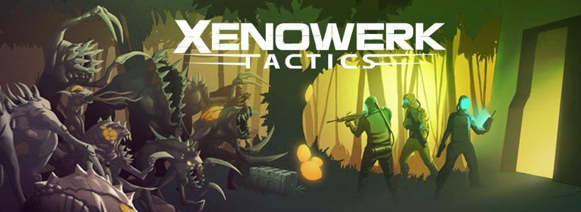 Xenowerk Tactics 10.10.2019
