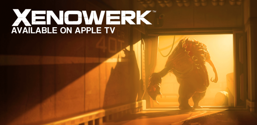 XENOWERK – AVAILABLE ON APPLE TV
