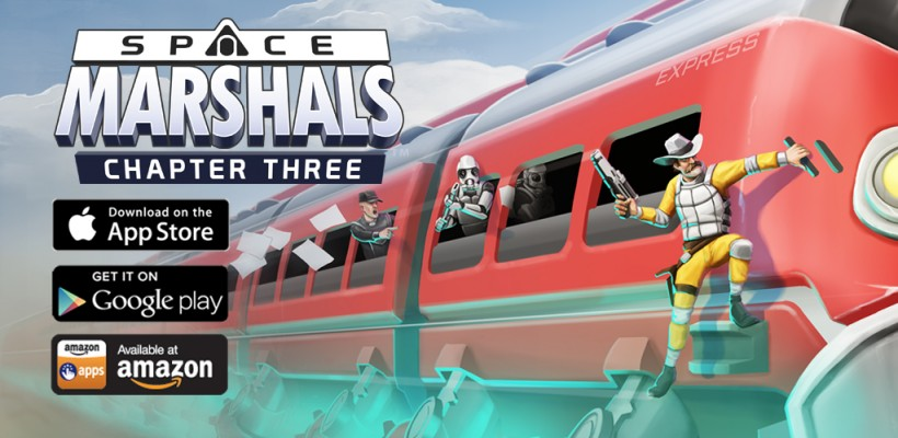 SPACE MARSHALS – CHAPTER 3 OUT NOW!