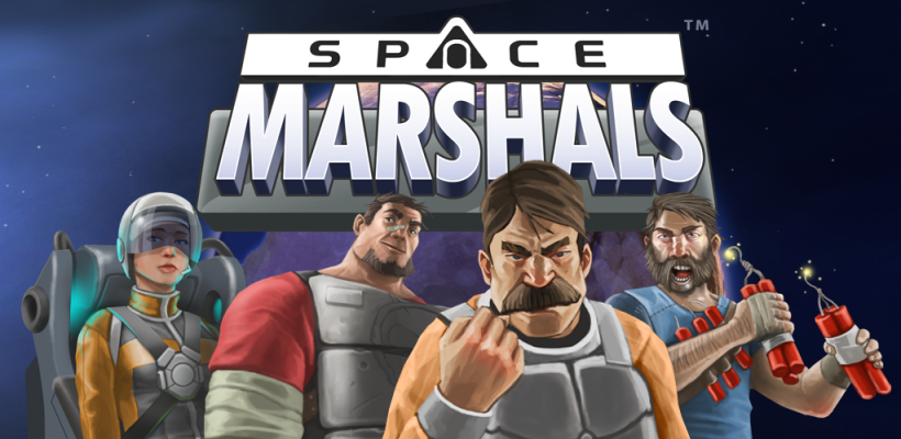 SPACE MARSHALS – ANNOUNCEMENT