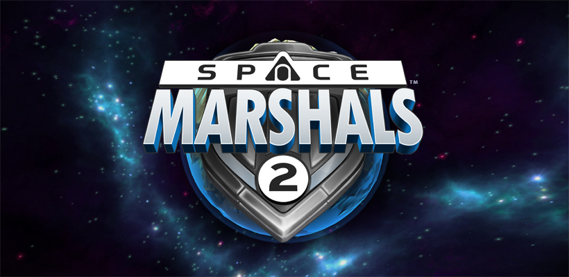 SPACE MARSHALS 2 – OUT NOW ON THE APP STORE