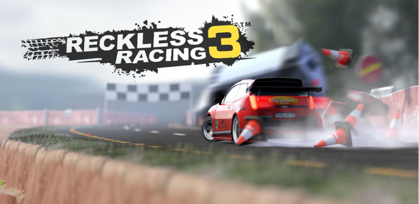 Reckless Racing 3 – New update
